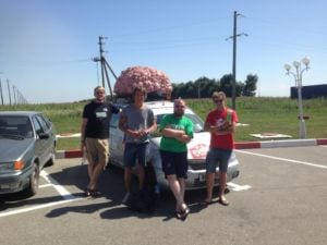 brain - russia mongol rally