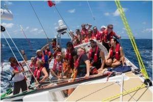 2014 Bedford Clipper crew