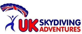 uk skydiving adventures logo